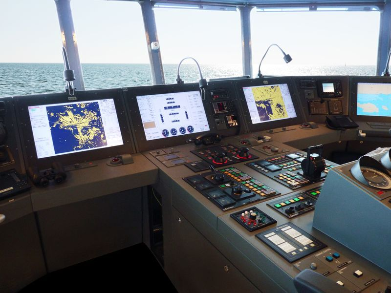 Vessel intergated systems , control , monitoring