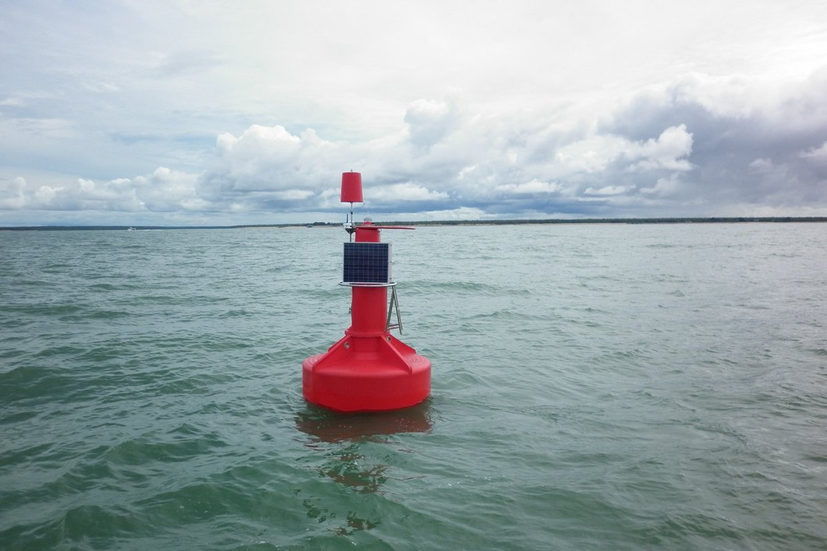 complete solution for aids to Navigation buoys, and devices.