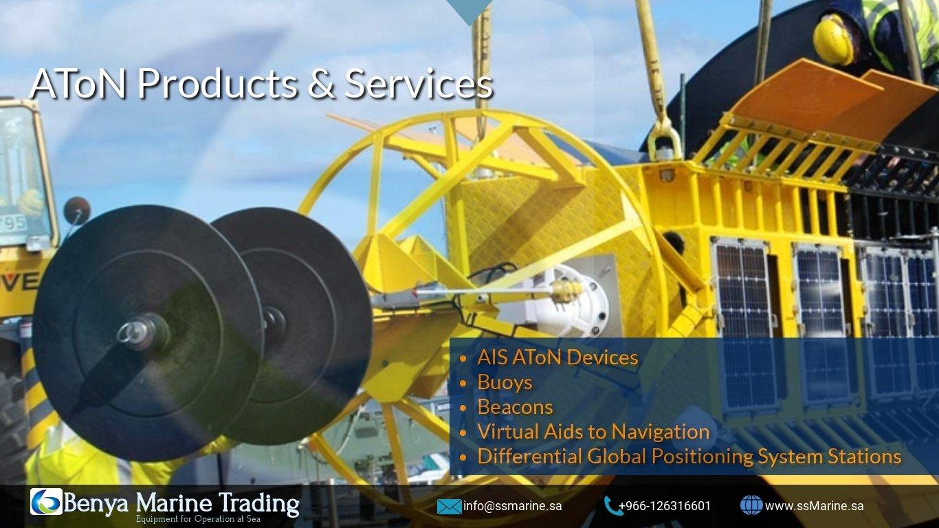Benya Marine AtoN offshore services